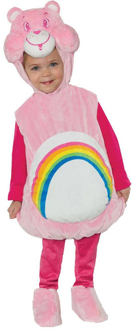 Care Bear Costume - Pink Rainbow