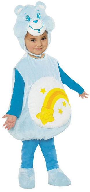 Care Bear Costume - Blue Wish