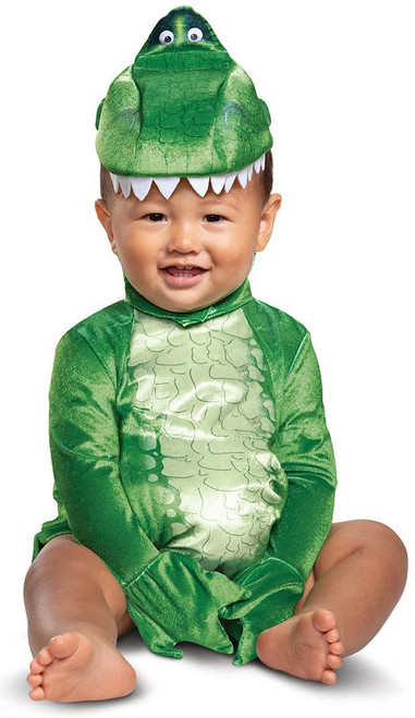 Rex Toy Story Costume