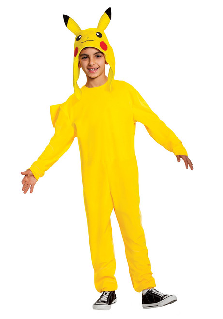 Children's Deluxe Pikachu Costume