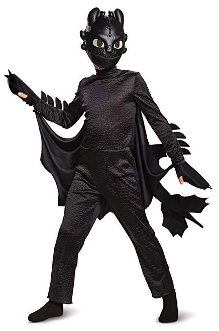 Children's Toothless How to Train your Dragon 3 Costume