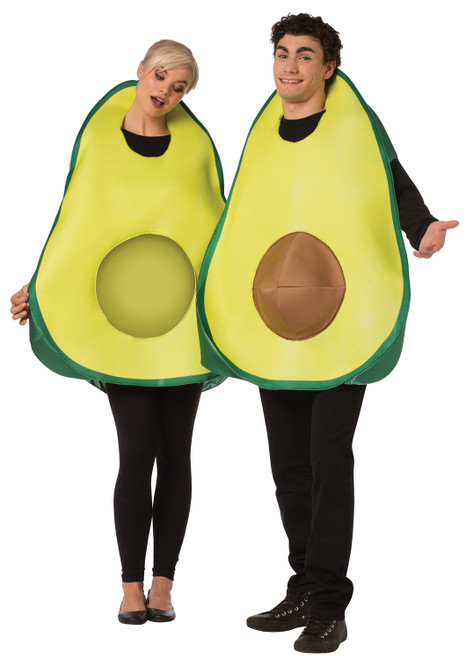 Avocado Couples Costume