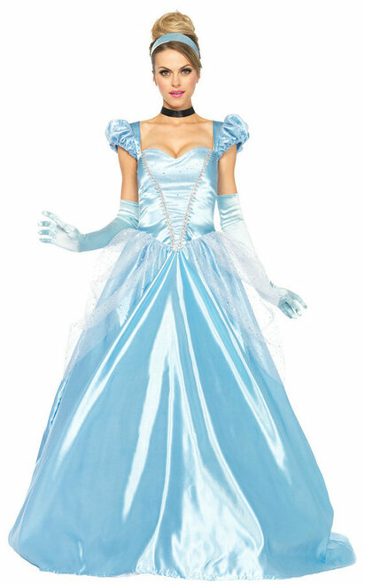 Adult Classic Cinderella Costume