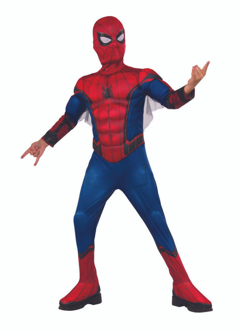 Childrens DLX Spider-Man 2019 Movie