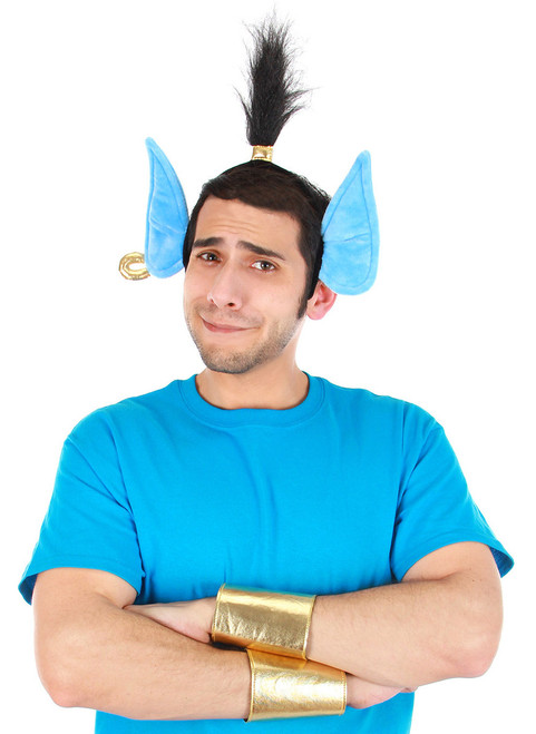 Genie Aladdin Headband and Cuffs