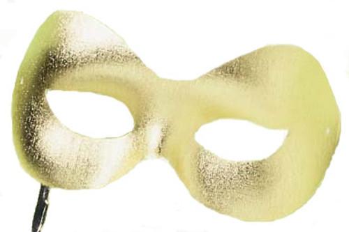 Fashion Mask - Gold & Silver