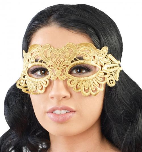 Soft Lace Mask - 2 Colours!