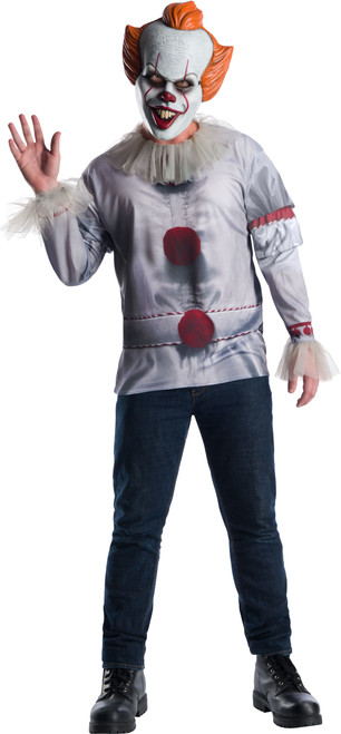 It Pennywise Costume Top