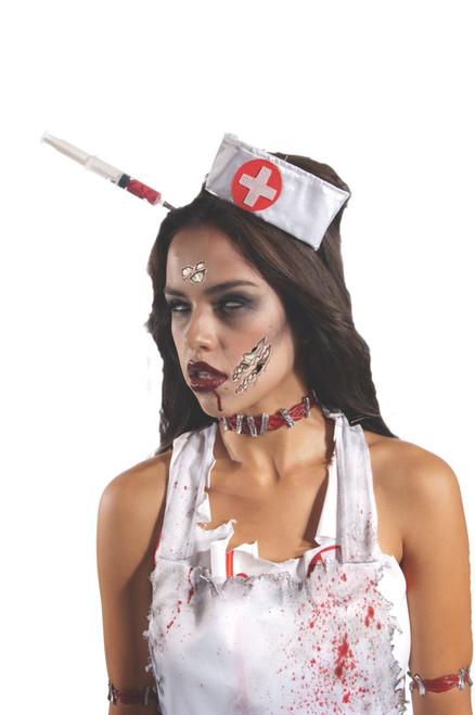 Zombie Skull Tattoos