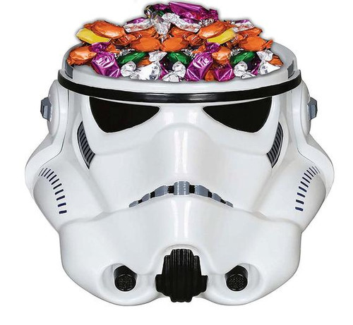 Stormtrooper Candy Bowl