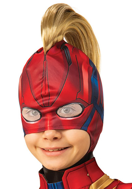 Captain Marvel Mask