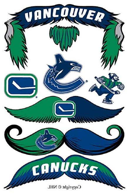 Vancouver Canucks Stachetats NHL