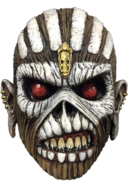 Iron Maiden Book of Souls Eddie Mask
