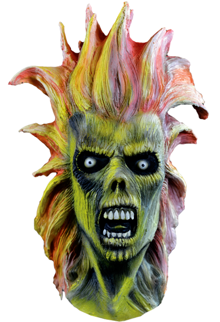 Iron Maiden Zombie Eddie Mask