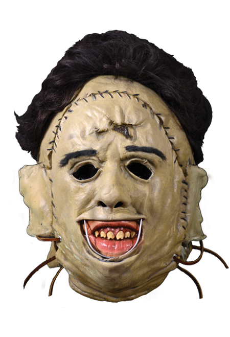 Killing Texas Chainsaw Massacre Mask