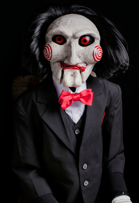 Saw Billy Puppet Trick or Treat Studios