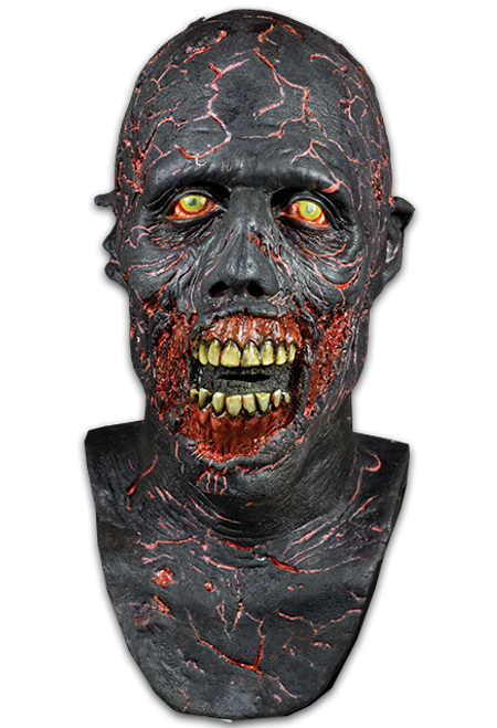 Charred Walker Zombie Mask