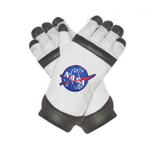 Astronaut Gloves - White