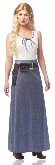 Western Girl Costume