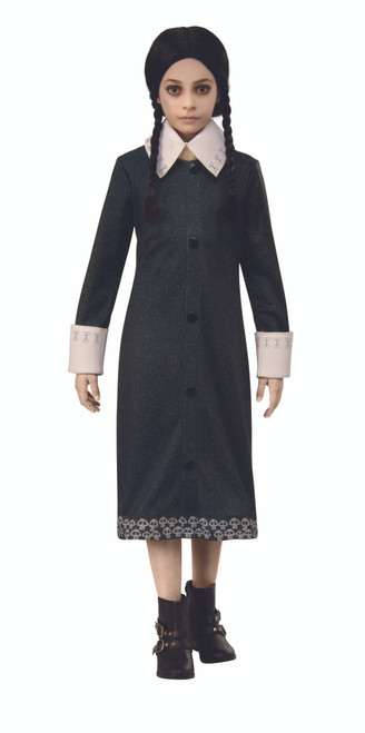 Children's Wednesday Addams (The Addams Family Animated Movie) Costume