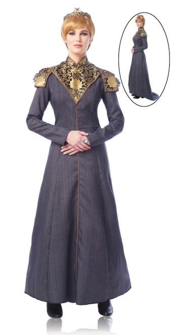Adult's Queen Of The Kingdoms Costume