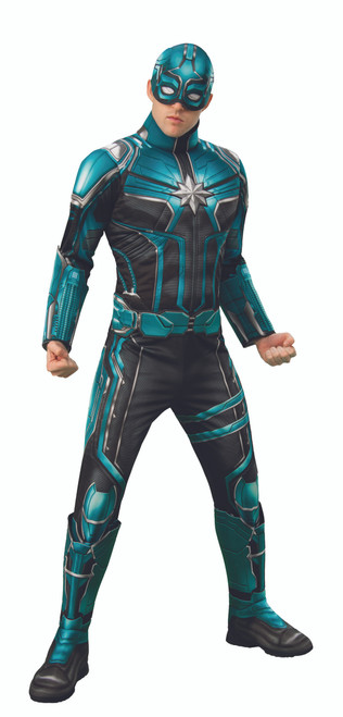 Starforce Commander Yon Rogg Captain Marvel Costume