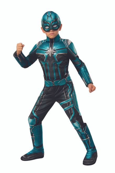 Children's Starforce Commander Yon Rogg  Captain Marvel Costume