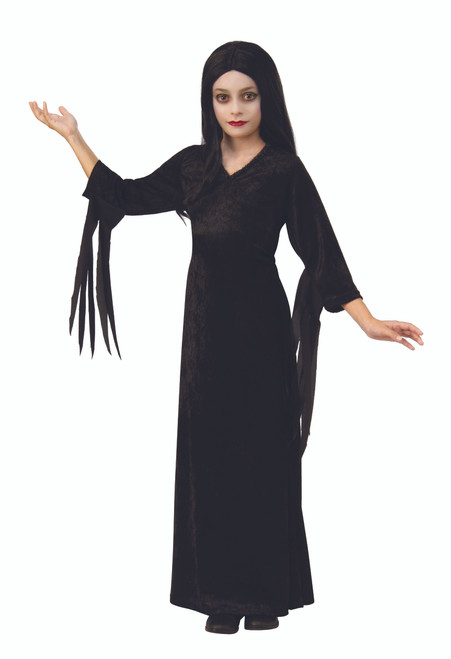 Morticia Addams Family Animated Movie Costume