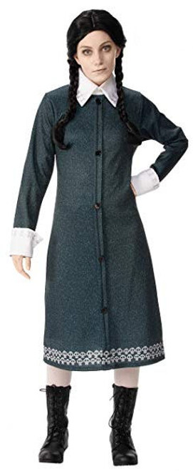 Wednesday Addams Family Animated Movie Costume