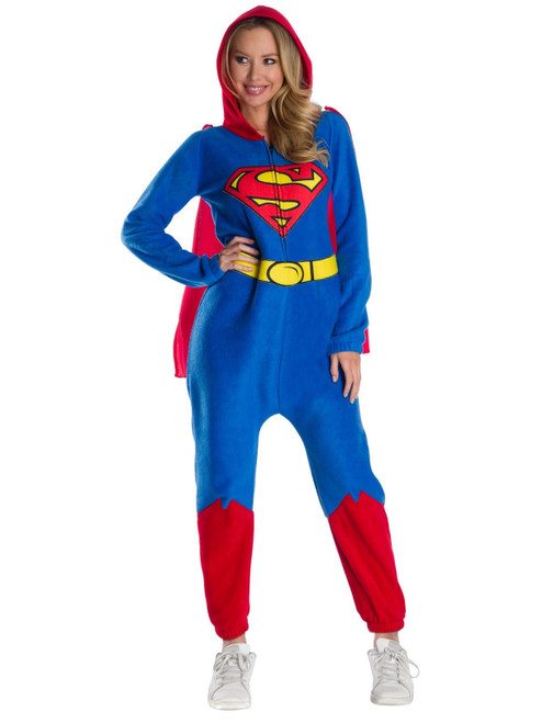 Superman/Woman Onesie