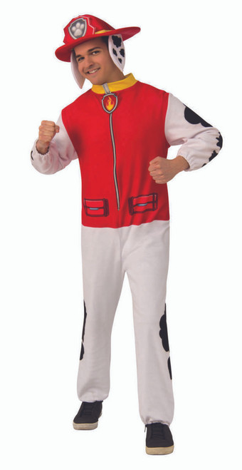 Adult Marshall Paw Patrol Costume