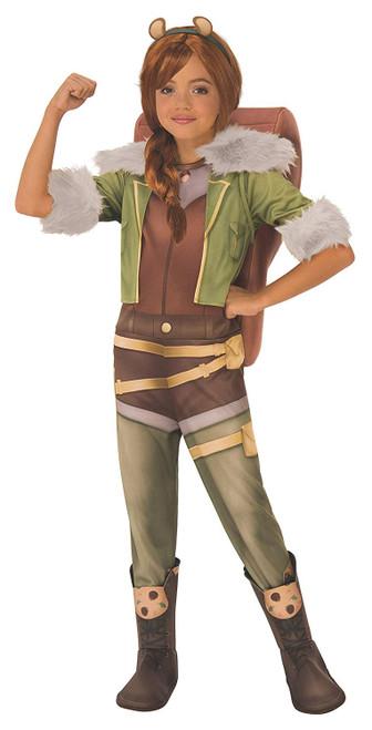 Children's (Marvel Rising: Secret Warriors) Deluxe Squirrel Girl Costume