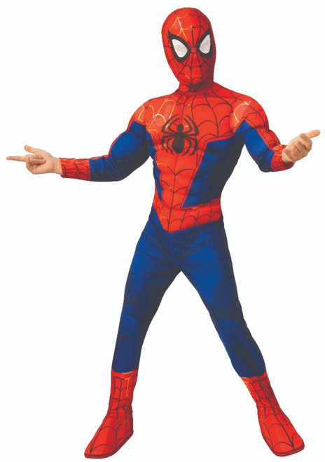 Spider-Man Costume - Spider-verse