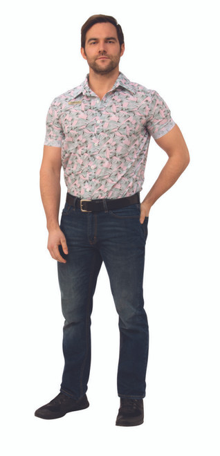 Jim Hopper Hawaiian Stranger Things Costumes