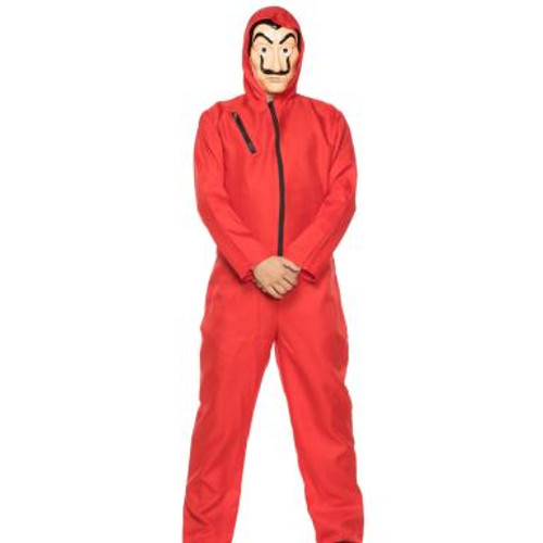 The Heist Jumpsuit Costume