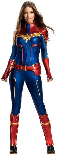 Captain Marvel Grand Heritage Costume
