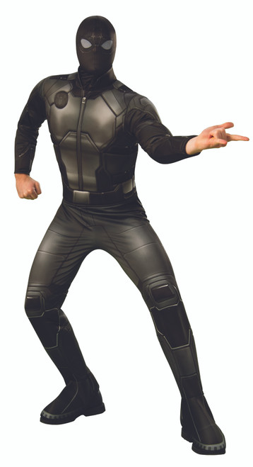 Deluxe Stealth Spider-Man Far From Home Costume