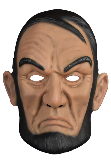 Abe Lincoln Purge Mask