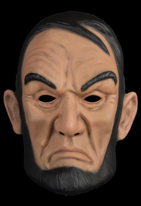 Abe Lincoln Purge Mask