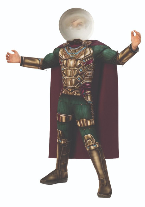 Mysterio Spider-Man Far from Home Costume