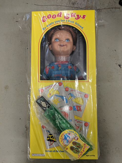 The Costume Shoppe - Child's Play Chucky - Kickstarter Limited Edition Good Guys Doll from Trick or Treat Studios