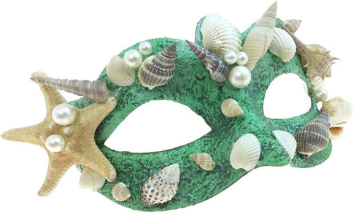 Mermaid Shell Eye-Mask - 2 Colours