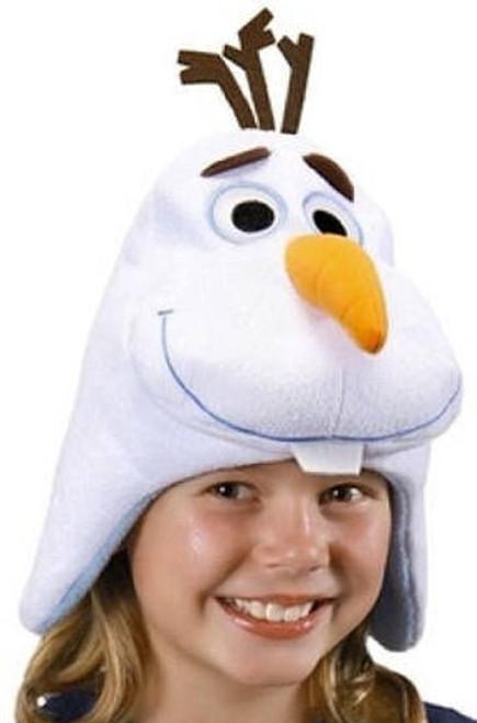 Olaf Frozen Plush Hoodie Hat