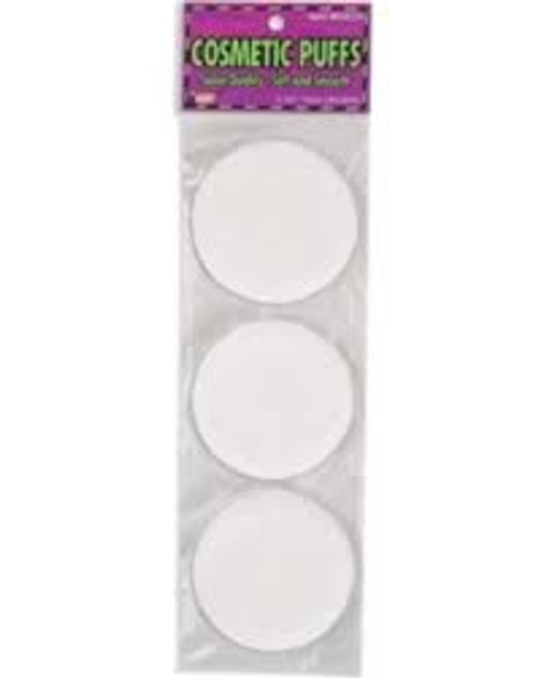 Cosmetic Puff 3 Pack
