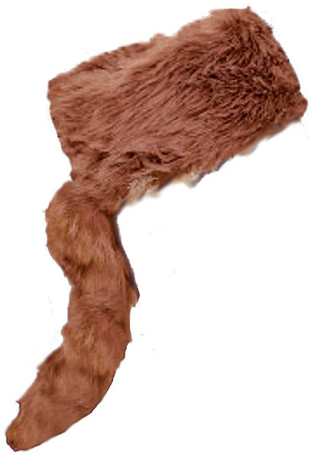 Crockett Faux Fur Hat