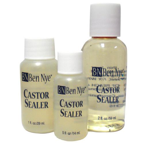 Ben Nye Castor Oil Sealer 8 oz