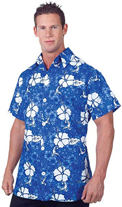 Hawaiian Shirt - Blue