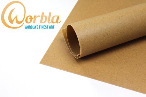 "Worbla Cosplay Thermoplastic - Finest Art Tan 39 x 59"""
