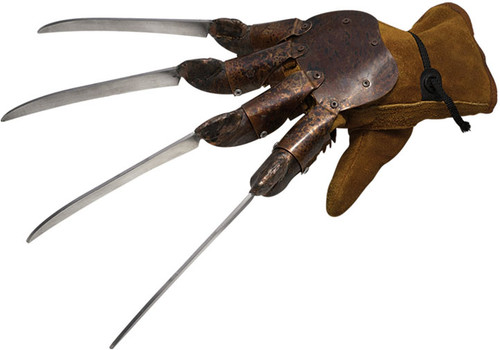 Nightmare on Elm Street Freddy Kruger Deluxe Glove