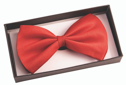 Bowtie In A Box Red